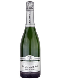 Paul Goerg Champagne Premier Cru, Blanc de Blancs Brut NV