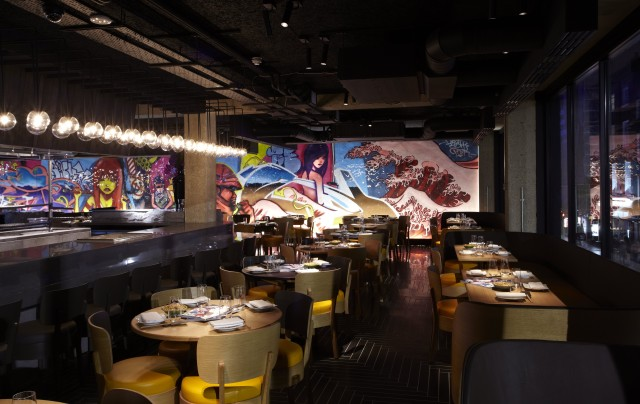 Db eats chotto matte for Asian cuisine london