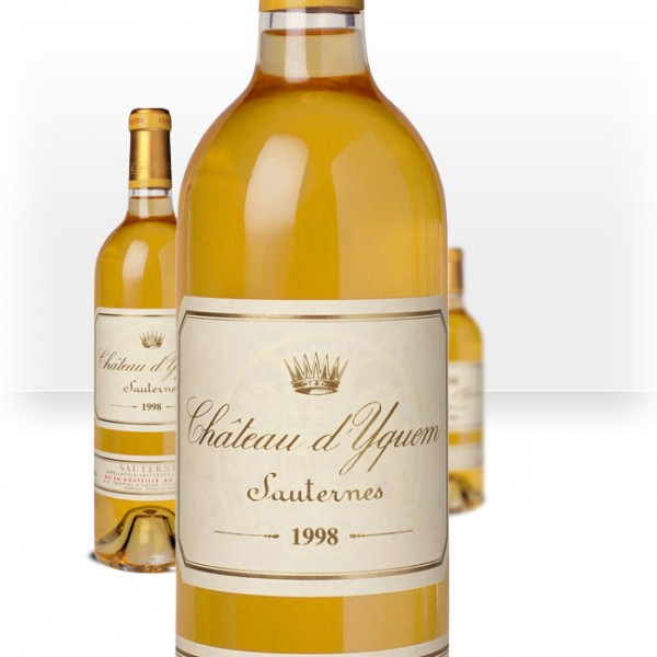 The restaurant will boast 100 vintages of Yquem