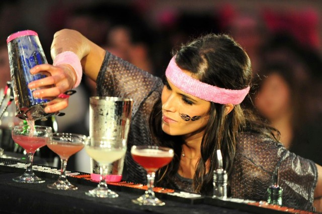 Best barkeeper woman