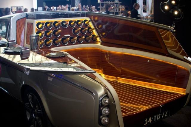 Champagnebar-Rolls-Royce