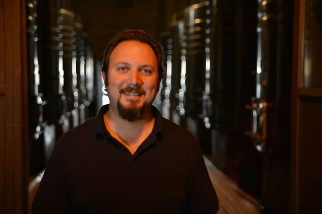 9 Gabriel Bloise the young and tallented winemaker at Chakana in Mendoza