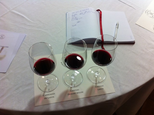Lafite notes