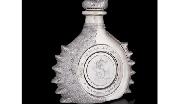 Pasion Azteca platinum by Tequila Ley .925