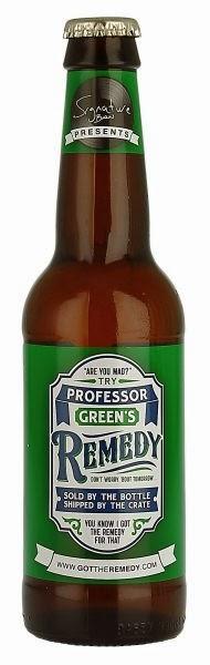 professor greens remedy