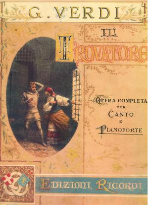 Wine and Opera part 9: Il Trovatore