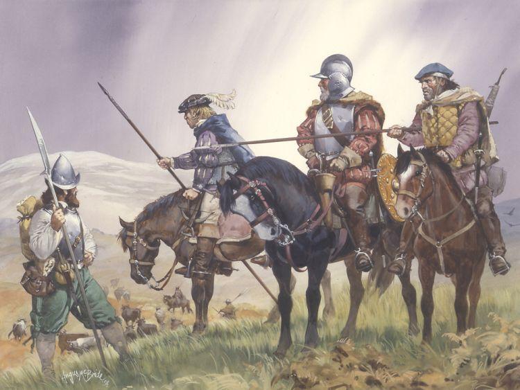 Wine And Warfare Part 16 Highland Spirit