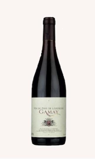 2013 Gamay, Vin de Pays de l'Ardèche