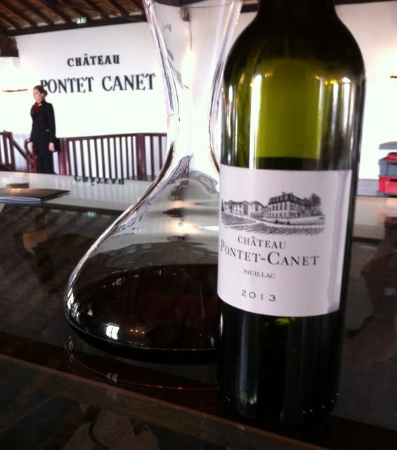 Pontet Canet 2013