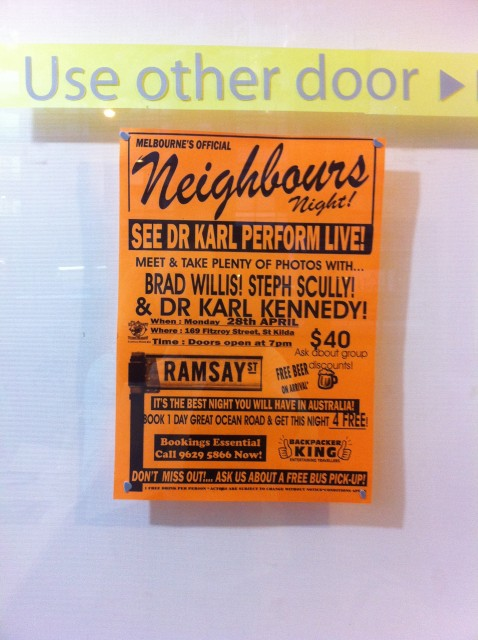1. Neighbours