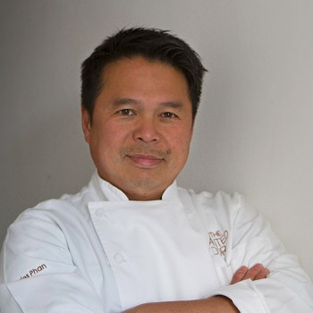 Charles Phan  The Slanted Door owner chef