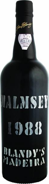 Blandy's 1988 Malmsey Madeira