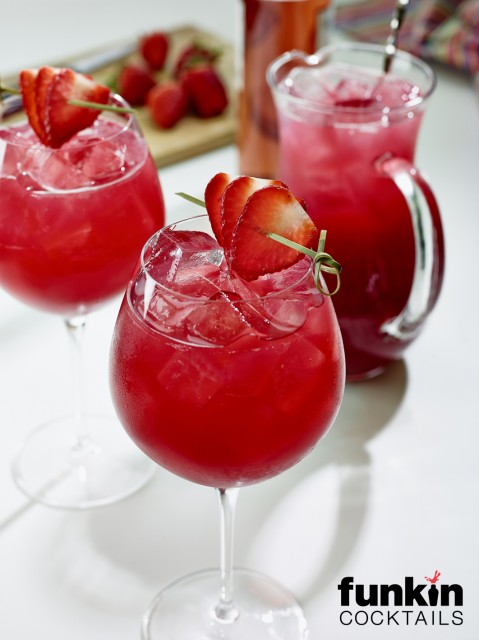 Funkin Strawberry Spritzer
