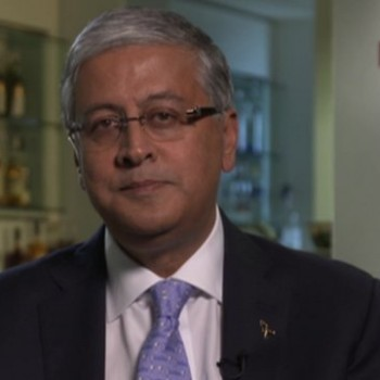 Diageo CEO Ivan Menezes said the impact of currency movements would be bigger than expected (Photo: Diageo)