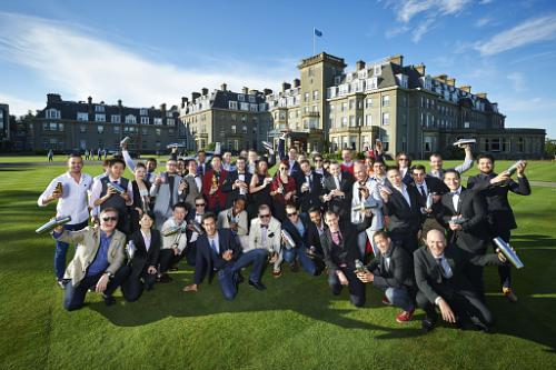 The best bartenders from around the globe arrive in Gleneagles to fight for the title of World's Greatest Mixologist