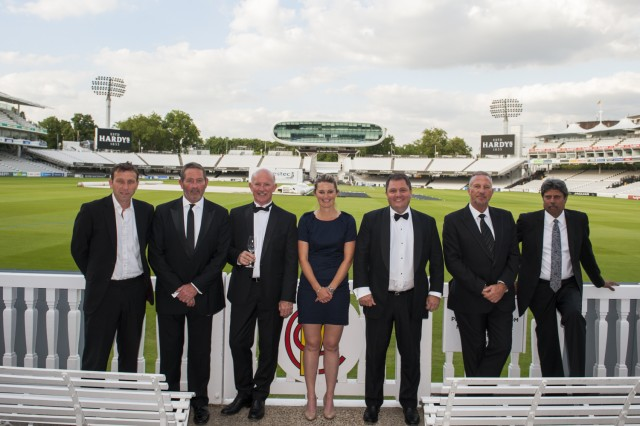 "The brand hosted a ""Five Generations of Captains"" dinner at Lord's earlier this month to mark its sponsorship deal with English cricket"