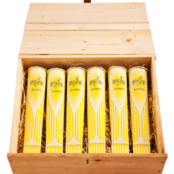 World's first Champagne ice lolly launches