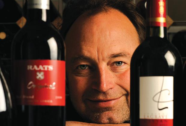 Naked Wines founder Rowan Gormley