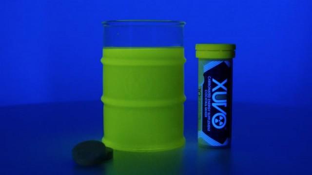 XUVO Labs Cosmic Apple Blacklight