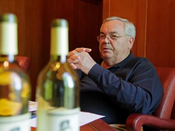 Bronco Wines CEO Fred Franzia