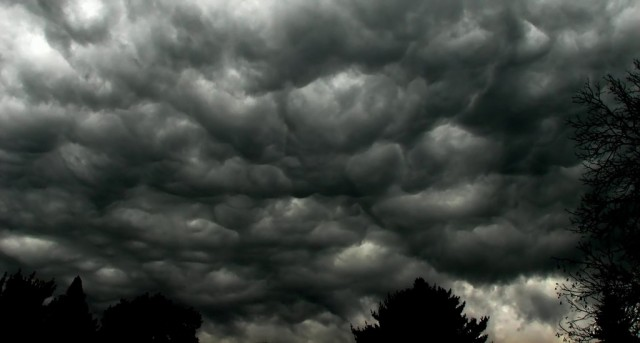 On the way: Storm clouds forming (Photo: Flickr)