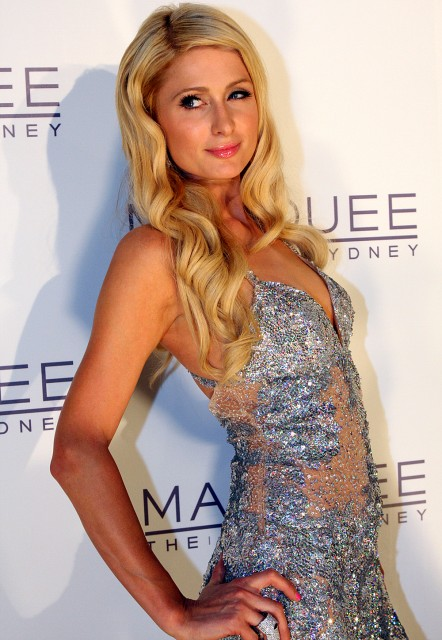 Paris Hilton. Source: Wiki