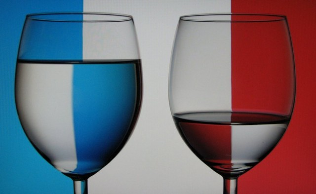 Wine and France, maybe not as entwined as we though.