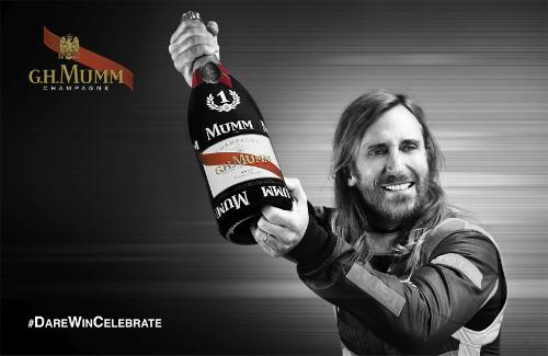 MUMM Announces Partnership With David Guetta*