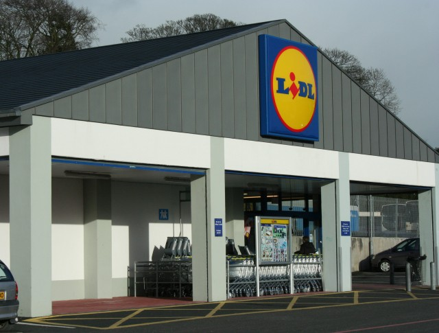 Lidl has been accused of selling some Spanish wines at below their cost price (Photo: Wiki)