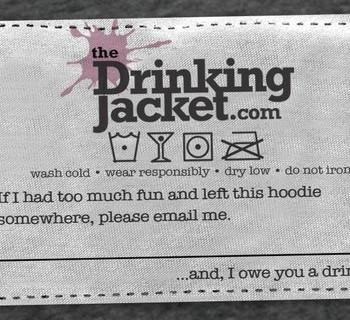 Drinking Jacket Hits Kickstarter Target