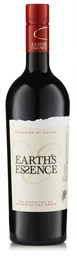 Earths Essence Pinotage 2014