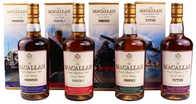 macallan decades collection