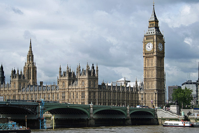 The Houses of Parliament (Photo: Flickr)