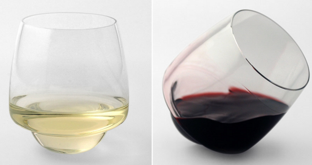Spill Proof Wine Glass Launched