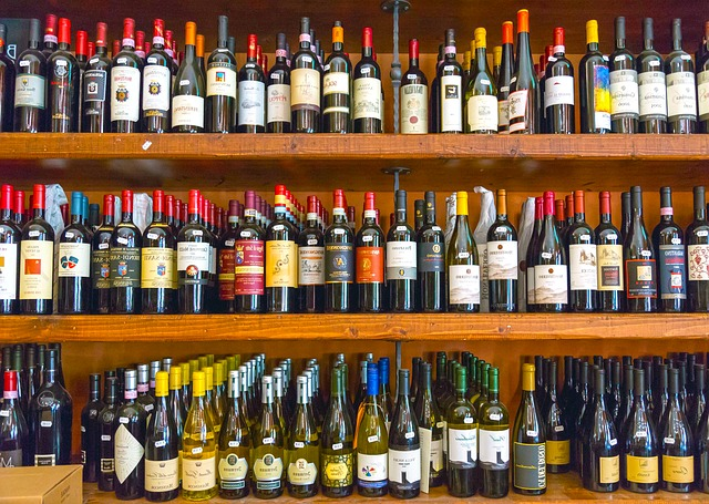 Currently, tax for wine is the same across the board, regardless of alcohol strength (Photo: Pixabay)