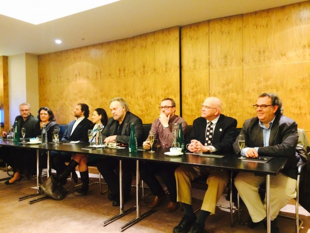 The Wine Advocate Reviewers in London