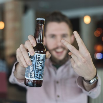 Known for its confrontational style, Brewdog has begun seeing a backlash from some consumers, according to Mintel's global drinks analyst Johnny Forsyth (Photo: Brewdog)