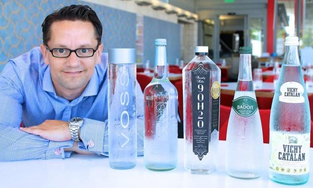 Water Sommelier Hosts 50 Tastings