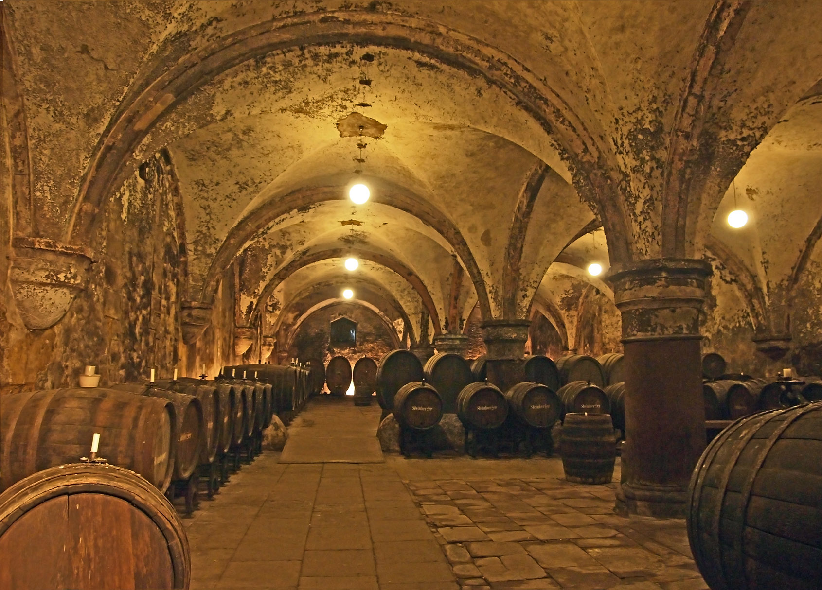 Kloster Eberbach Auction Makes 100k
