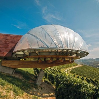 Top 10 architectural wonders of the wine world