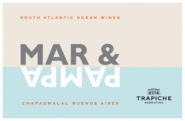 Mar y Pampa label