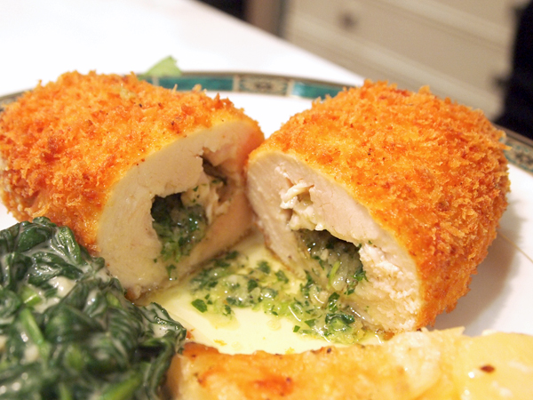 Chicken Kiev resto to open in London