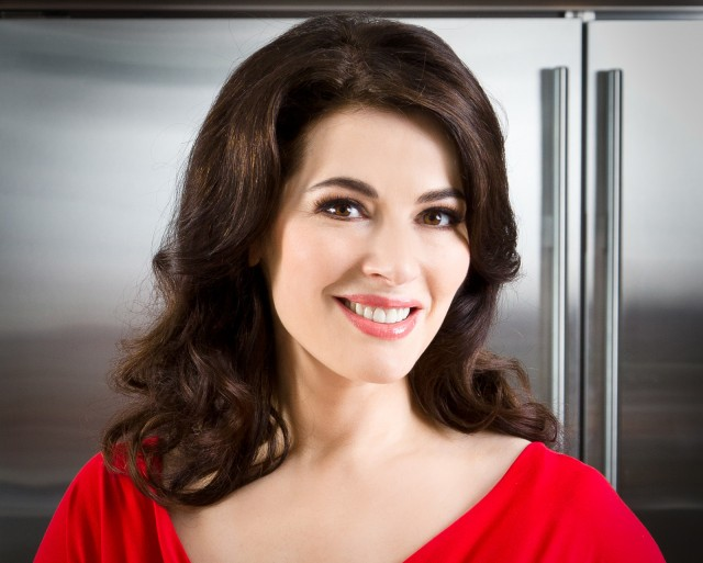 Nigella Lawson voted sexiest celebrity chef