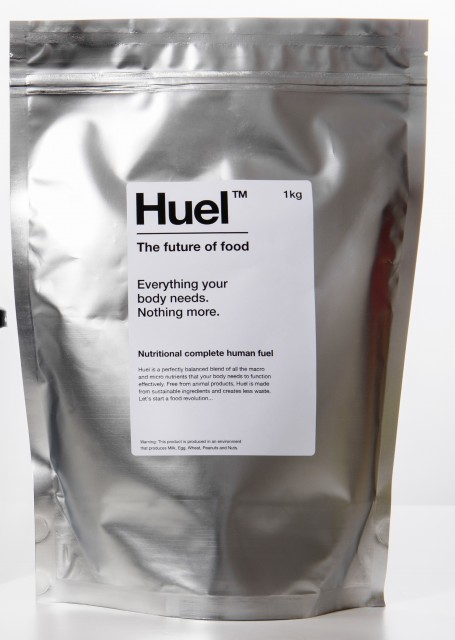 Will the arrival of Huel (human fuel) lead to the death of cooking in the UK?