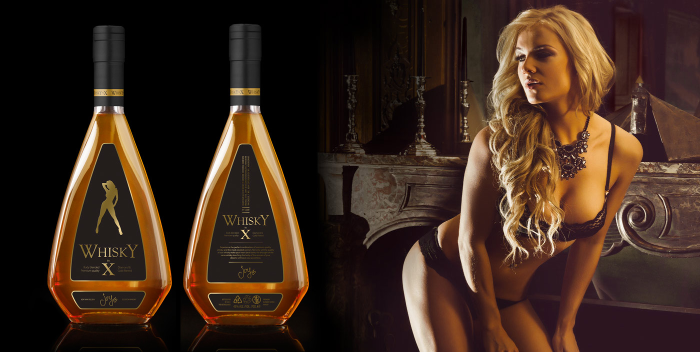 Camden Town Porno whisky 'body blended'porn stars on sale