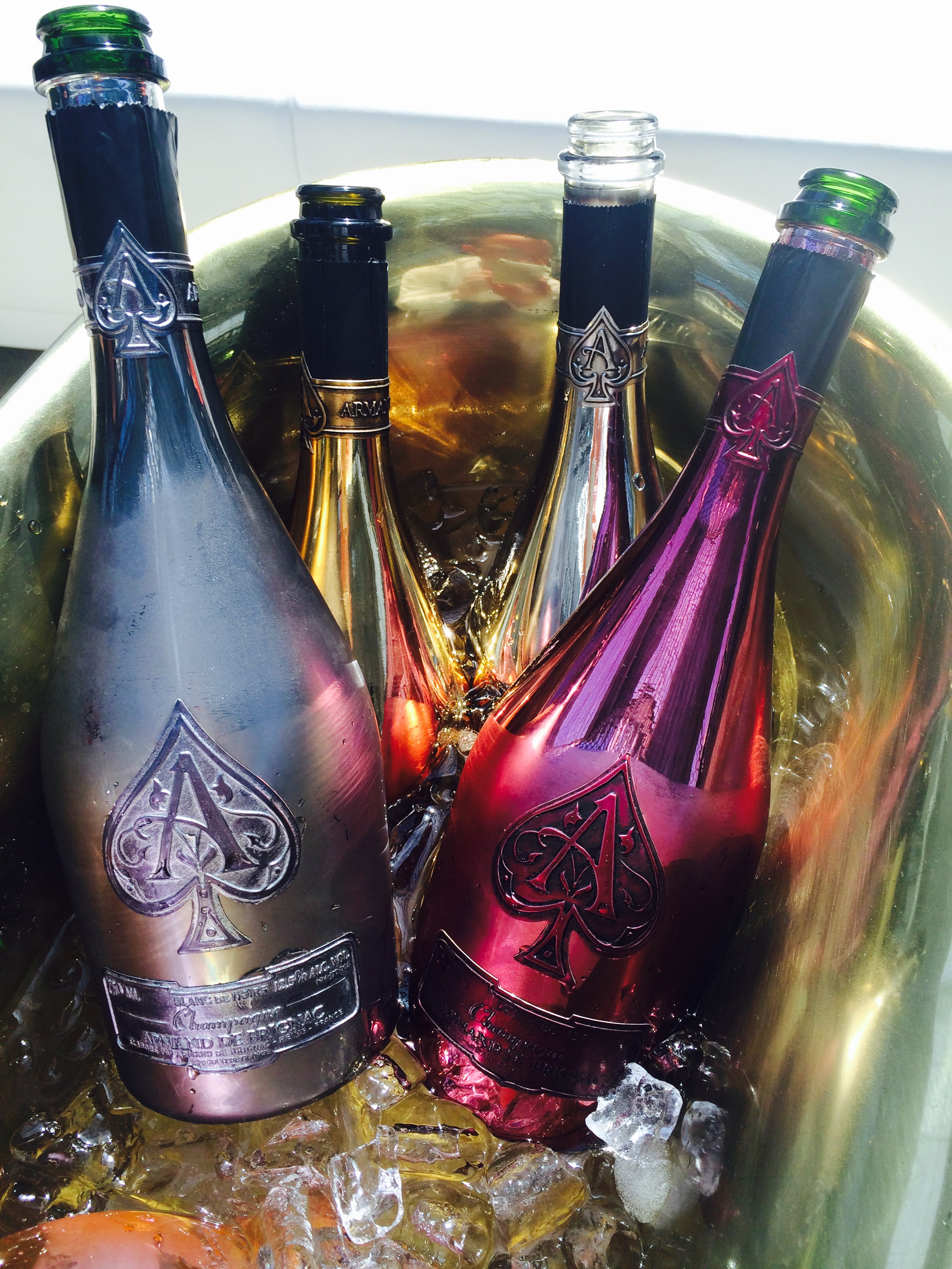 Armand de brignac launches its most expensive champagne ever for Jay z liquor price