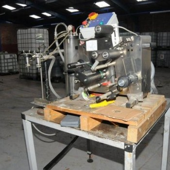 Bottling equipment seized by police at the illegal vodka factory (Photo: HMRC)