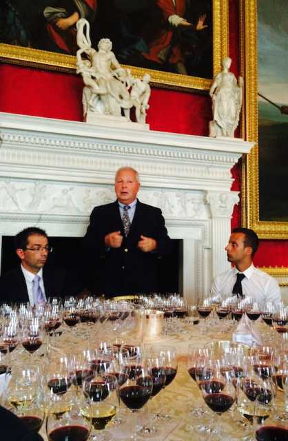 Baron Philippe de Rothschild MD Philippe Dhalluin