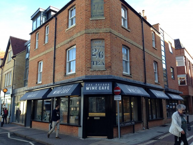 The Oxford Wine Cafe opened its Jericho site in September 2015