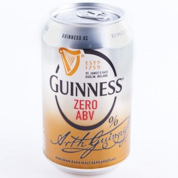 Diageo launches non-alcoholic Guinness